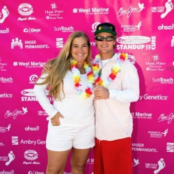 Newport Beach Stand Up For The Cure 2017