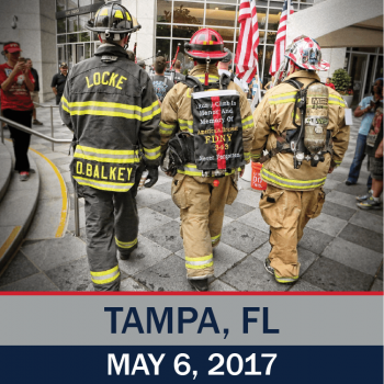 Tunnel to Towers Tower Climb Tampa 2017
