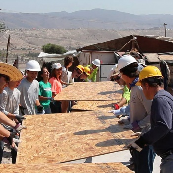 2017 TIJUANA BUILDING COMMUNITY & HOUSES - AN IMMERSION EXPERIENCE W/ BASICS