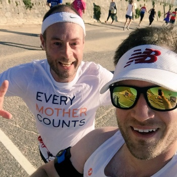 2017 Hamptons Half Marathon - Team Every Mother Counts