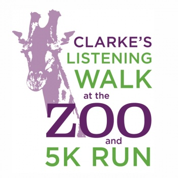 LISTENING WALK AT THE ZOO AND 5K RUN
