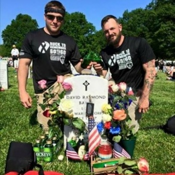 2017 Ruck to Remember Image