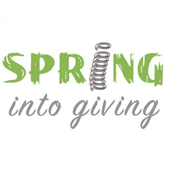 Spring Into Giving