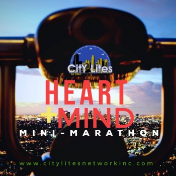 Heart & Mind Awareness Mini-Marathon - 5K Walk & Roll, and 23-Mile Bicycle and Long Boarding Tour
