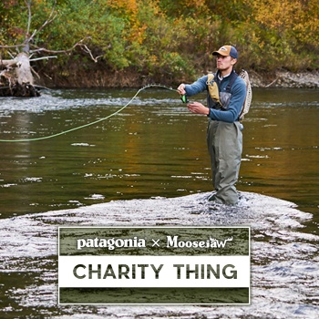 Patagonia x Moosejaw $10,000 Charity Thing