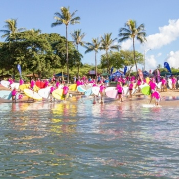 MAUI PADDLE FOR A CURE 2017