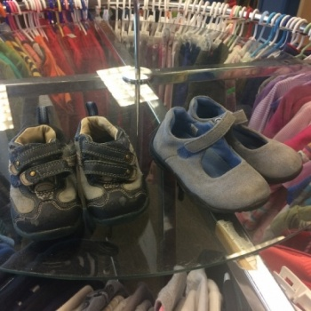 Wellspring Children's Shoe Drive Image