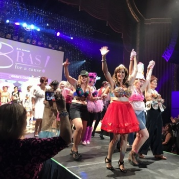 Bras For A Cause Michigan 2017