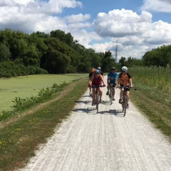 Canalway Partners Towpath 150