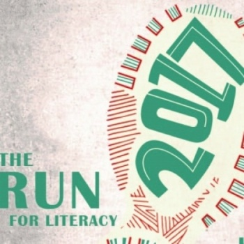 Run for Literacy 2017 Image