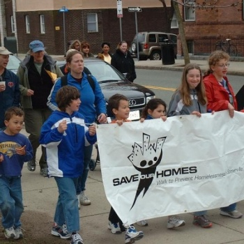 Save Our Homes Walk to Prevent Homelessness 2017