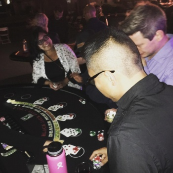 All Hearts On Deck: Casino Night PHor A Cure