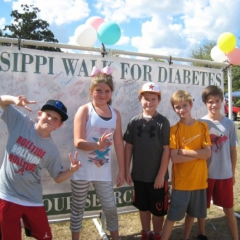 Columbus/Golden Triangle Mississippi's Walk for Diabetes