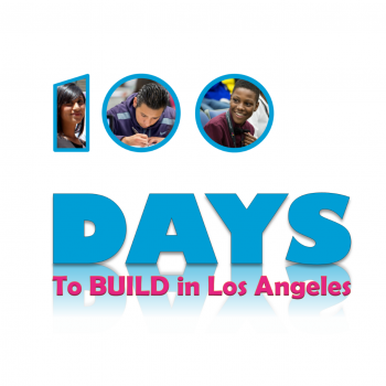 Support BUILD Los Angeles as we launch!