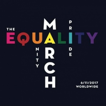 The Equality March for Unity and Pride Philly