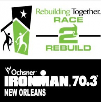 Race2Rebuild New Orleans - Ironman 70.3 Triathalon