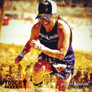 Project Purple Tough Mudder 2017