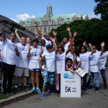 The 3rd Annual BronxWorks 5K Run/Walk