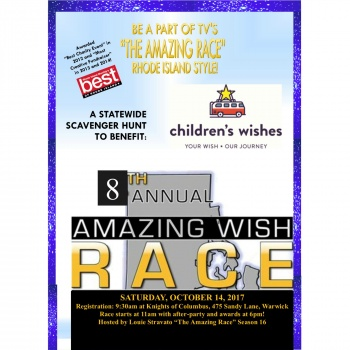 8th Annual Amazing Wish Race