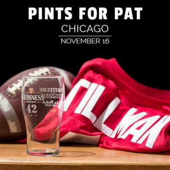 Pints for Pat: Chicago Image