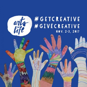 Get Creative for Arts For Life
