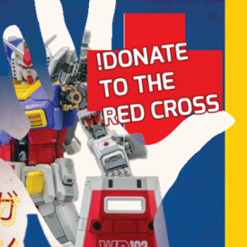 !Donate To The Red Cross