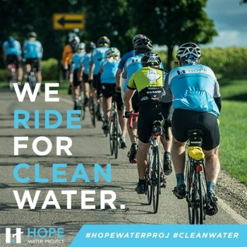 Hope Water Project Fundraiser - Don Lee