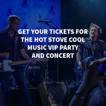 Hot Stove Cool Music Concert 2017