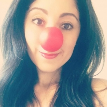 Kim's 2017 Red Nose Day Challenge