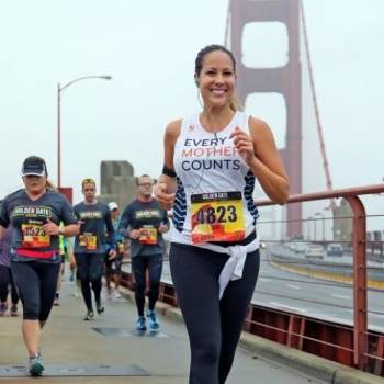 2017 Golden Gate Half Marathon- Team Every Mother Counts Image