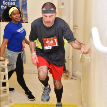 Kurt Lupton - Tunnel to Towers Tower Climb Charlotte 2017 Image