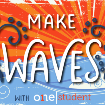 Make Waves with One Student