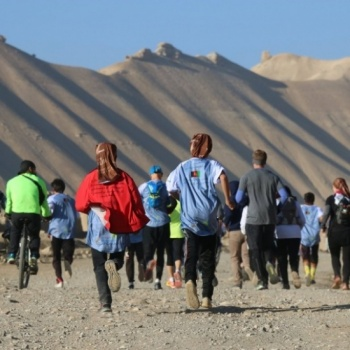 Racing to Support Women in the Marathon of Afghanistan