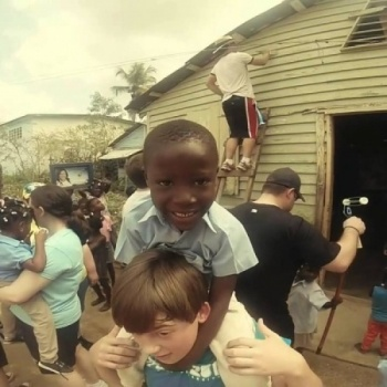 Dominican Mission Trip