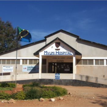 Supporting Mvumi Hospital in Central Tanzania