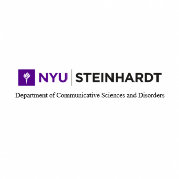 NYU Communicative Sciences and Disorders