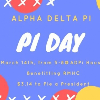 Alpha Delta Pi Day Celebration!