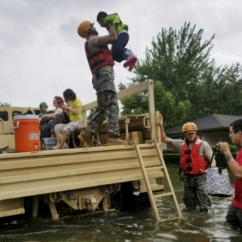 Helping Disaster Victims  Image