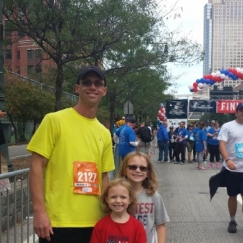 erik hartje - Tunnel to Towers Tower Climb NYC Image