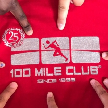 100 Mile Club | $25 for 25 Years!