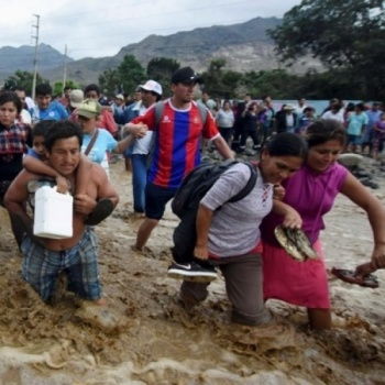 Help Peruvian victims of Floods and Mudslides