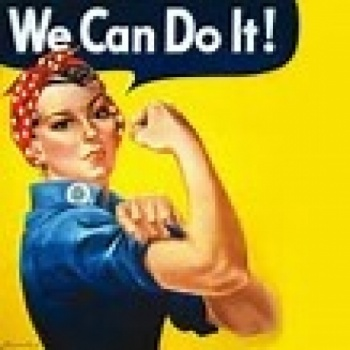 Rosie the Riveter Image