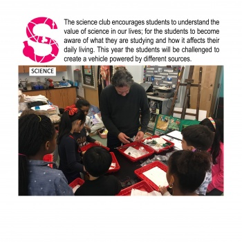 P.S. 51 STEAM programs need your support!