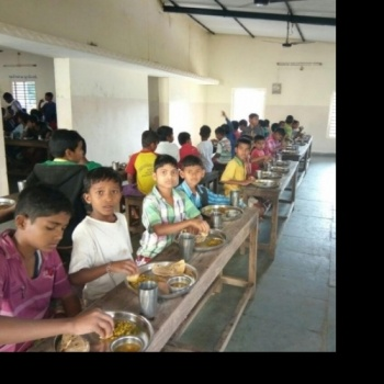 The School for Deaf and Mute Children in Rural India Image