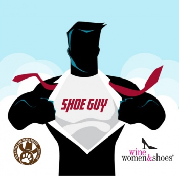 Wine, Women and Shoes,  Shoe Guys  Benefiting Big Dog Ranch Rescue