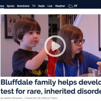 CCDS Awareness Day & Rare Disease Month