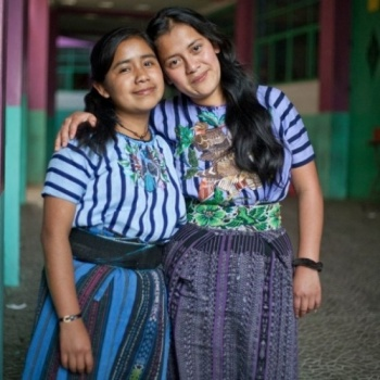 Supporting Girls Education in Guatemala Image