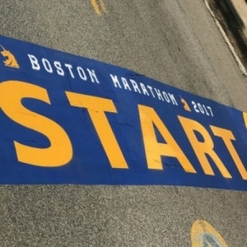 Katie's Race to Fundraise and Get Back to Boston!