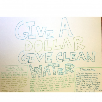 Give a Dollar Give Clean Water