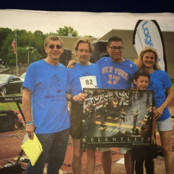 Team Daniel Running For Recovery From Mental Illness